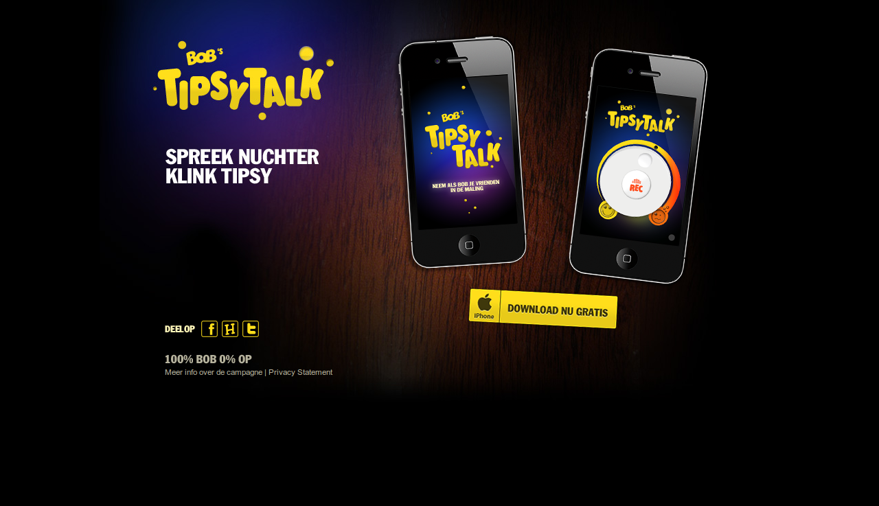 Tipsytalk Screenshot